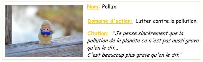 carte pollux